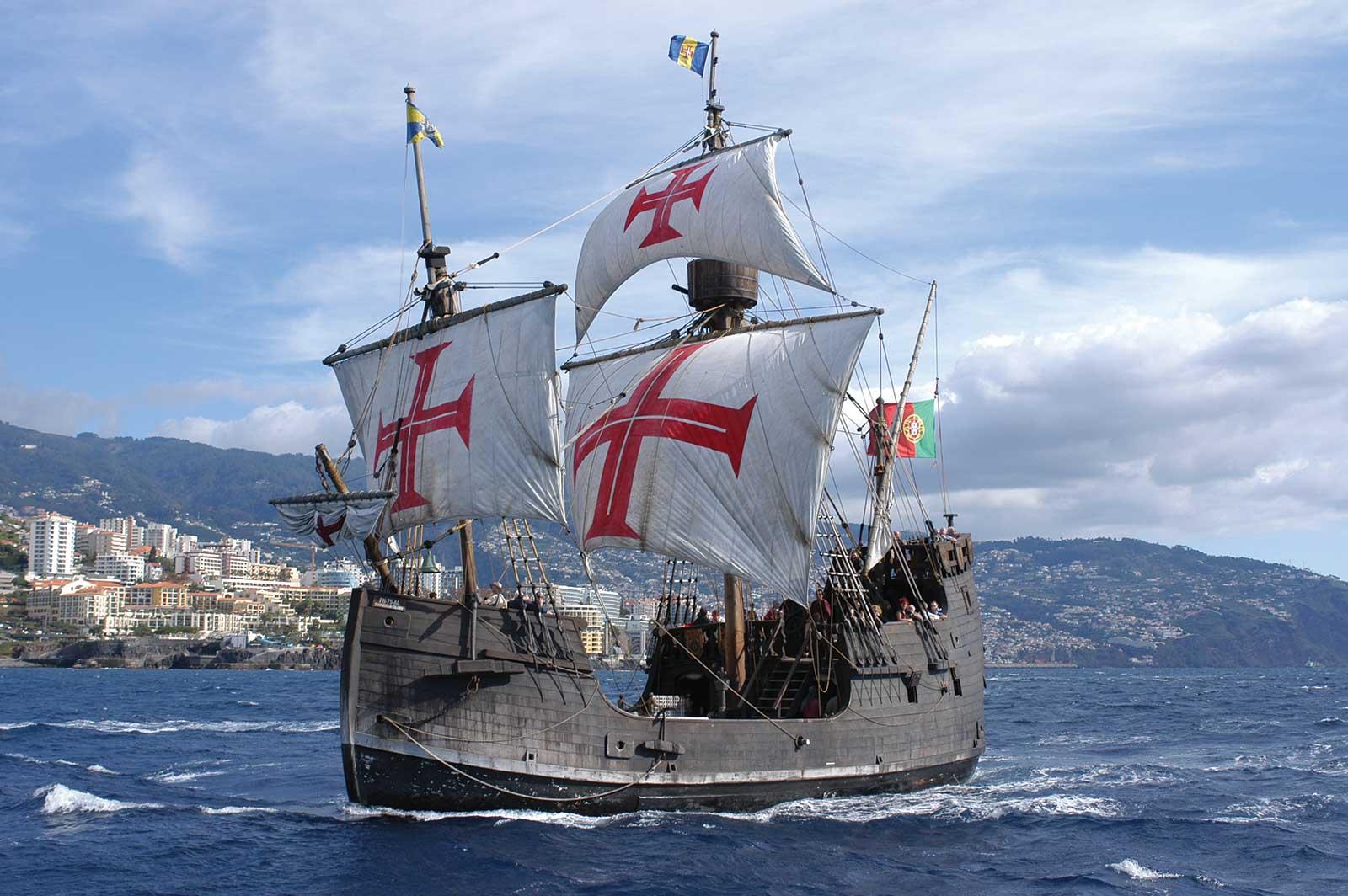 Activités nautiques Santa Maria Colombo à Madère