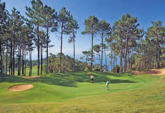 Le Palheiro Golf Club de Madère