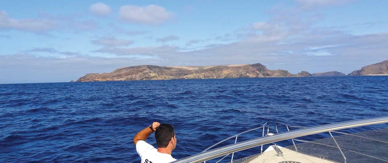 Excursion Balade en mer à Porto Santo
